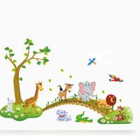 DIY Wall Sticker Animal