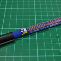 Gundam Marker GM01 Black