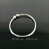 gelang besi putih gelang anak