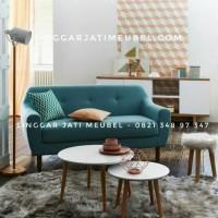 jual sofa tamu retro murah online jepara terbaru sofa tamu modern