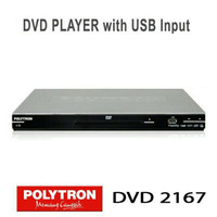 DVD Polytron 2167 With Usb