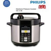 Electric Pressure Cooker Philips HD 2136/ HD2136