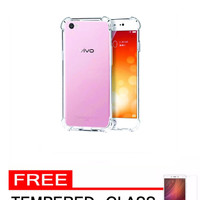 ANTI CRACK Case  For  Vivo V7 Plus  Free Tempered Glass