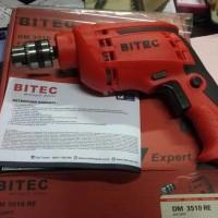 Dijual Hand Drill Bitec Dm3510Re / Mesin Bor Bitec Dm 3510 Re