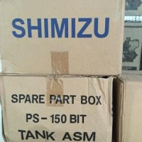 New! Tabung Tangki Shimizu Ps 150 Bit Unik