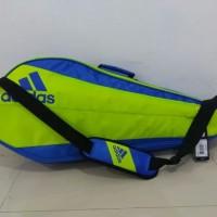 Tas Bulutangkis/Tas Badminton Adidas Uberschall F3 (isi) 3 Raket/ORI