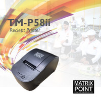 MATRIX POINT TM-P 58 ii printer kasir thermal keren bagus