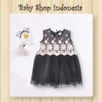 Dress Bayi Putih Dress Bayi Import Dress Bayi Brocade Hitam Murah