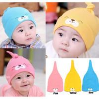 Topi Kupluk Anak / Topi Kupluk Bayi Lucu