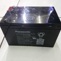 UPS MF Battery - Aki Kering Motor 12v 12Ah Merk Panasonic Asli / ACCU