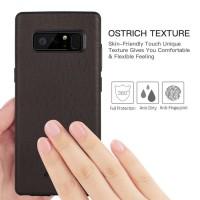 Casing Premium Duke Back Case PU Leather Samsung Galaxy Note 8