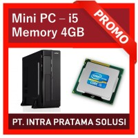Mini PC Core i5 + 4GB RAM (For Office Needs)