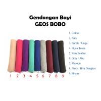 Gendongan Kaos Bobo / GEOS BoBo / Gendongan Bayi Premium