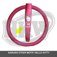 Sarung Cover Steer Motif Hello Kitty Mobil Karimun GS Karimun Kotak