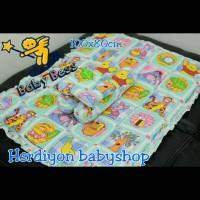 set bedcover bantal guling/kasur bayi/selimut/tas bayi