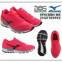 TOP Mizuno Synchro MX W J1GF161913 ORIGINAL Sepatu Wanita Sneakers Jo