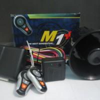 Alarm Premium M1 Guard Mobil Datsun GO