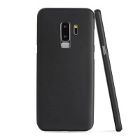 ASENARU Samsung Galaxy S9 Plus - Super Slim Signature - Pitch Black
