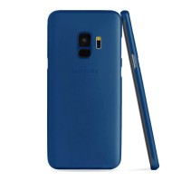 ASENARU Samsung Galaxy S9 - Super Slim Signature - Navy Blue