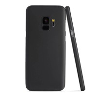 ASENARU Samsung Galaxy S9 - Super Slim Signature - Pitch Black