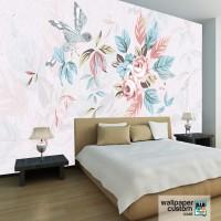 Wallpaper Custom Floral 02