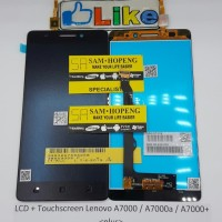 LENOVO A7000+ / A7000 PLUS LCD + TOUCHSCREEN .