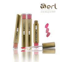 B ERL Lip Matte LM01 Nude Brown | Lip Cream | Lipstik Matte