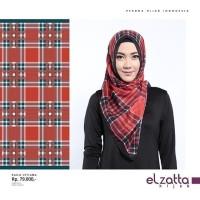 Jilbab Segi Empat Motif Terbaru Elzatta Kaila Letiana 2018