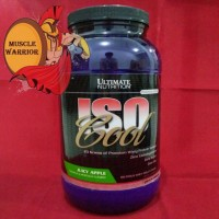 Iso Cool 2 Lbs Whey Protein Isolate ULTIMATE NUTRITION / UN Is Limited