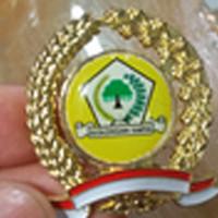 Jual Pin Logam Logo Partai Kuningan Pakai Peniti Logo Bisa Desain Kab Aceh Tamiang Kreasi Shoop Tokopedia