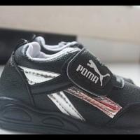 Harga Grosir! Ws076 Sepatu Led Anak Poma (Small Size) | Sepatu Lampu |