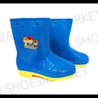Produk Terlaris! Sepatu Boot Plastik 31-35