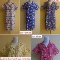 promo murah Daster Piyama Baju Tidur Wanita Katun Jepang wanita gaul