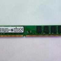 RAM DDR3 2GB PC-12800 KINGSTON - PC Murah