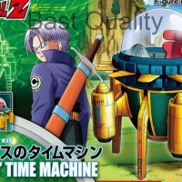 Harga IM 0038 Figure rise Mechanic Trunks Time Machine Model Kit Lainnya | WIKIPRICE INDONESIA