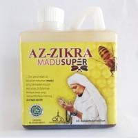 Harga az zikra madu super 500gr asli 100 buktikan | Pembandingharga.com