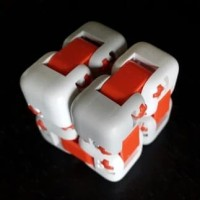 Xiaomi Mitu Cubes Spinner Anti Stres Kecemasan Finger Bricks Original