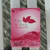 Kosmetik WM-FAIR N PINK DRINKS ORIGINAL BPOM