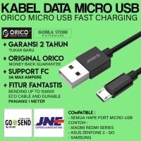 [ORICO] Kabel Data Charger ASUS ZENFONE XIAOMI SAMSUNG S4 Micro USB