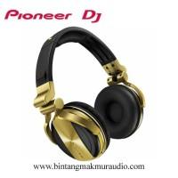 Pioneer HDJ-1500 Gold Professional DJ headphones