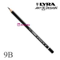 LYRA Art Design 669 Graphite Pencil 9B
