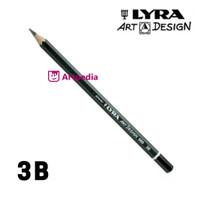LYRA Art Design 669 Graphite Pencil 3B