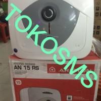 water heater ariston andris series an 15 rs 15liter 350watt