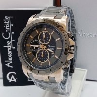 (Sale) jam tangan pria original alexandre christie AC 6141 MC GYBZ