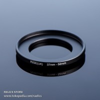 Step Up Filter Ring 37mm to 52mm Stepping 37-52 37mm-52mm