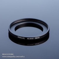Step Up Filter Ring 40.5mm to 52mm Stepping 40.5-52 40.5mm-52mm