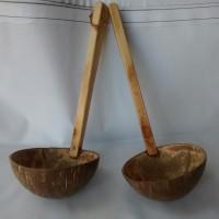 irus  batok kelapa