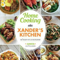 Home cooking xanders kitchen