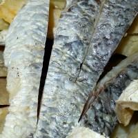 Ikan Asin Kakap Putih 500 gram