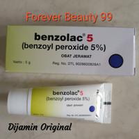 Benzolac 5 - Benzolac 5 % - Acne gel jerawat